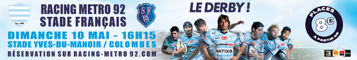 Racing vs Stade Français