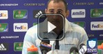 HCup - RM 92 vs ASM - Kinchagishvili : ' Receiving Clermont is very motivating '