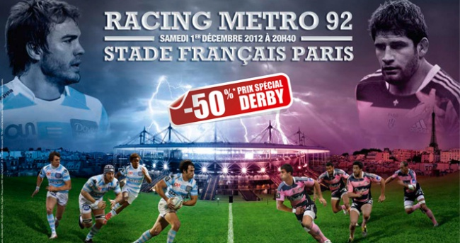 RM 92 vs SF - Billetterie exclusive Abonn�s