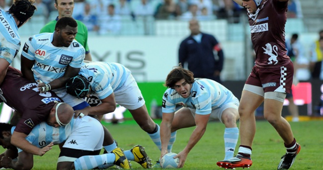 UBB vs RM 92 - Machenaud : ' Deux �quipes en qu�te de points '