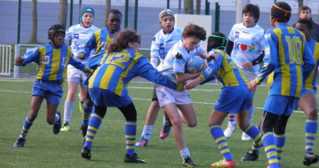 Ecole de Rugby Colombes � Le programme du week-end