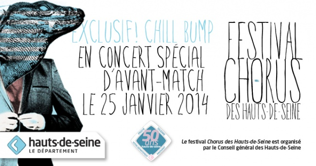 RM 92 vs ST - Concert exclusif de Chill Bump