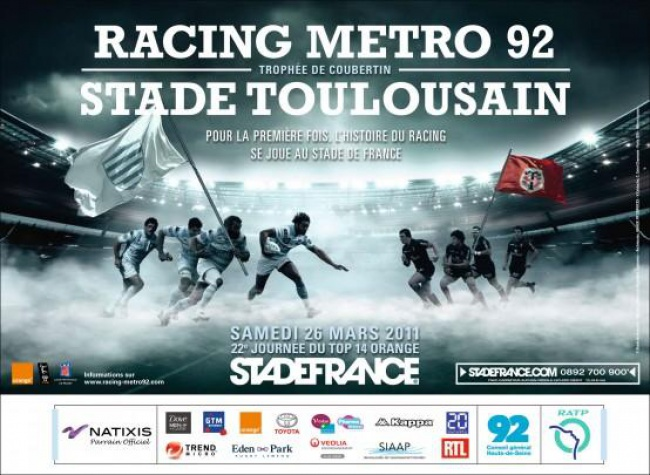 Infos Billetterie Stade de France