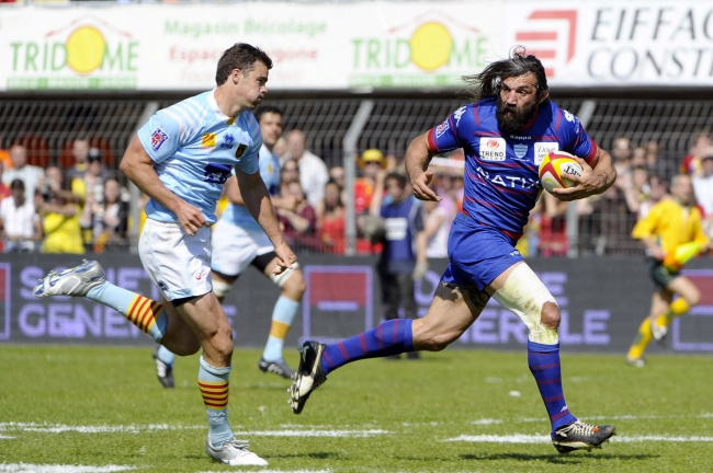 Chabal offre un point au Racing