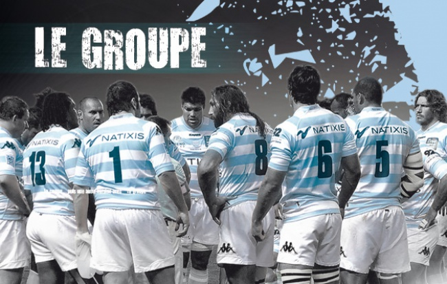 US Dax v RM 92: Le groupe du Racing