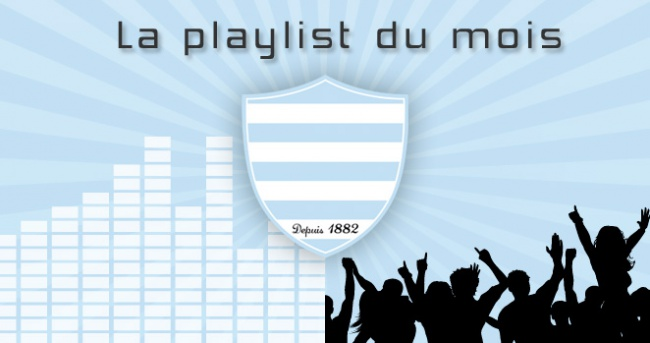 La playlist du mois d'avril
